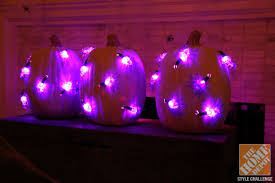 Lighted Centerpiece Ideas by Halloween Spider Web Tree Lumiparty Led Solar String Lights