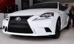 lexus is250 f sport tire size car revs daily com 2015 lexus is250 f sport crafted line 6