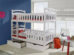 Bunk Bed With Mattresses Included Futon Bunk Bed With Mattress Included White Roof Fence U0026 Futons