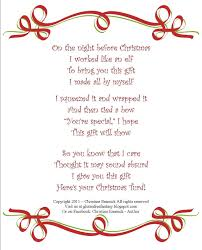 christmas cookie poems quotes for all