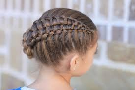 Hochsteckfrisuren Hochzeit Modern by 55 Kreative Mädchen Frisuren Hair Styling Der Kleine Dame