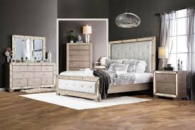 4 Piece Bedroom Furniture Sets 4 Piece Loraine Antique Silver Bedroom Set Usa Furniture Warehouse