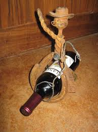 69 best horseshoe wine racks images on pinterest horseshoe wine
