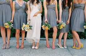 gray bridesmaid dress gray bridesmaid dresses bridesmaid trade