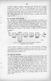 Radio Transmitter Repair Ma Www Scr300 Org Radio Set Scr 300 A War Department Technical