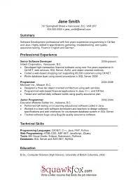 Testing Resume Sample For 2 Years Experience by Resume Format Example Free Chronological Resume Template Http