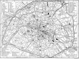 Map Of Paris France by Encyclopaedia Britannica Map Of Paris France 1911 Papertowns