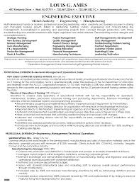Coo Resume Examples by Create My Resume Resume Examples Operations Manager Sample Resume