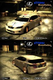lexus cars nfsmw 635395 car lexus lexus ct200h mod need for speed need for