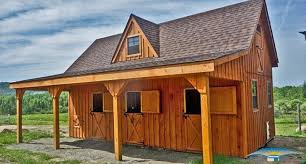 Garages That Look Like Barns by Barns For Miniature Horses Small Horse Barns Horizon Structures