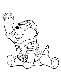 coloring page winnie the pooh coloring pages 84