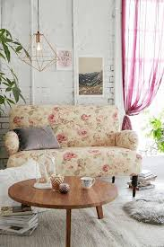 Shabby Chic Living Room by Shabby Chic Ideas Dark Grey Wall Paint Color Decorative Plant On
