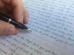 pen writing on paper my top 5 reasons for writing with a fountain pen scrively note handwriting waterman carene