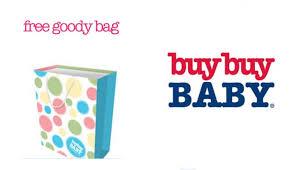 where to buy goodie bags free buy buy baby goodie bag free sles 4 all