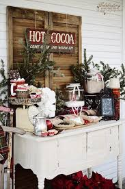 Table Decoration Ideas For A Christmas Party by Best 25 Christmas Open House Ideas On Pinterest Christmas Open