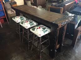 zipcode design lucai 36 pub table bradleys furniture etc utah rustic dining table sets regarding