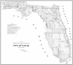Map Note Sofia State Of Florida Map 1845