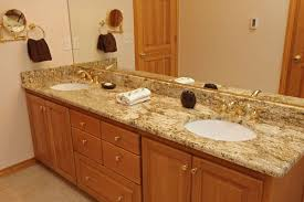 Bathroom Vanity Counter Top Granite Countertops For Bathroom Vanity Donatz Info With Regard To