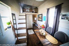 woman escapes crazy rent with tiny house living big in a