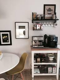 ikea coffee station decor pinterest coffee coffee corner