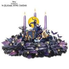 nightmare before table centerpieces disney collectibles