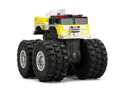 fire trucks monster truck stunt tonka monster truck flame destroyer toys