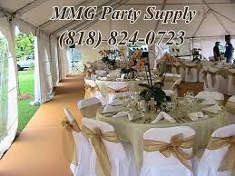 rental party supplies mmg party supplies rental 818 824 0723 mmg party supplies