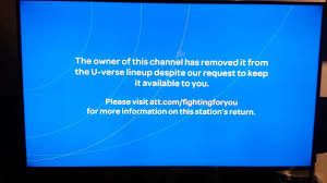 at t uverse tv guide fox wtnz blocked on att uverse volnation