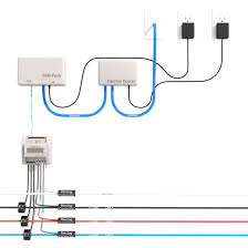 3 phase 4 wire metering package