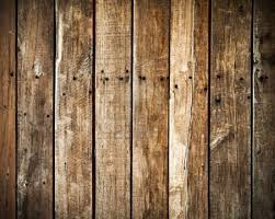 interesting wooden post texture throughout decor