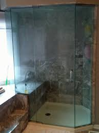 Angled Glass Shower Doors Neo Angle Glass Shower Doors Binswanger Glass