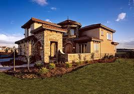 mediterranean style houses mediterranean houses mediterranean style home has a portico