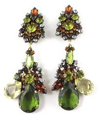 1960 s earrings 132 best 1960s vintage jewelry images on vintage