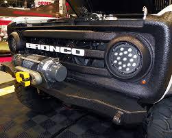rockstar performance garage 1973 ford bronco uses k n carbon fiber