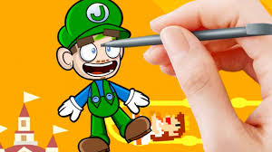 jacksepticeye animated super mario maker