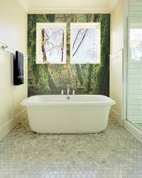 wall mural ideas diy inspiration for home decor bathroom mural