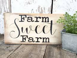 Home Decor Wooden Signs Best 25 Farm Signs Ideas Only On Pinterest Kitchen Sign Ideas