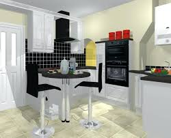 Yellow And White Kitchen Ideas Black And White Kitchen Ideas Padve Club