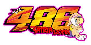 gambar desain nomer racing desain stiker racing untuk nomor start balap decodeko