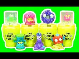 trash pack series 5 unboxing 5 pack u0026 12 pack trashies