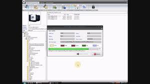 send cnc program via serial rs232 youtube