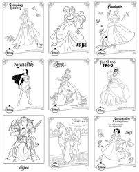 25 disney princess colors ideas disney