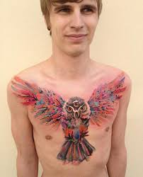 Owl Shoulder - 55 awesome owl tattoos and design