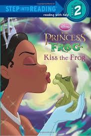 amazon disney u0027s princess frog kiss frog