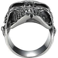 stainless steel mens rings hooami skull bone vintage biker stainless steel mens ring silver black size 13 1 1000x1000 jpg