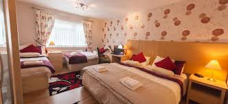 The Perfect Bed  Breakfast Guest House In Hoylake Wirral - Family room bed and breakfast