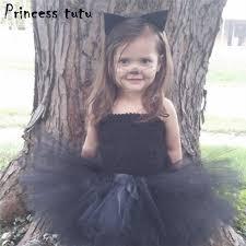 Girls Black Cat Halloween Costume Cheap Child Cat Costume Aliexpress Alibaba Group