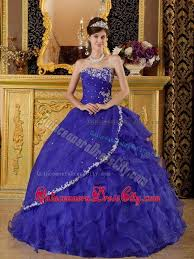 quinceaneras dresses new royal blue sweetheart quinceanera dresses with ruffle layers