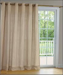 curtains for patio doors in kitchen patios home decorating