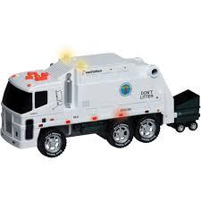 funrise toy tonka mighty motorized garbage truck walmart com